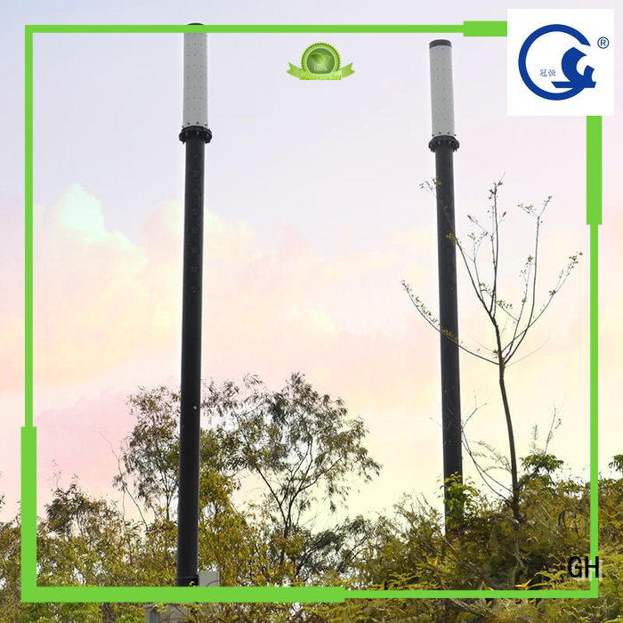 energy saving intelligent street lamp ideal for