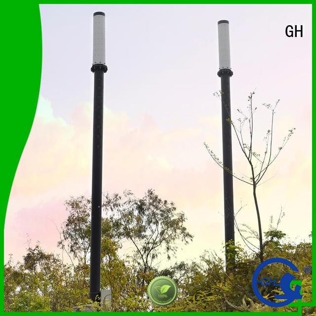 efficient intelligent street lamp ideal for public lighting