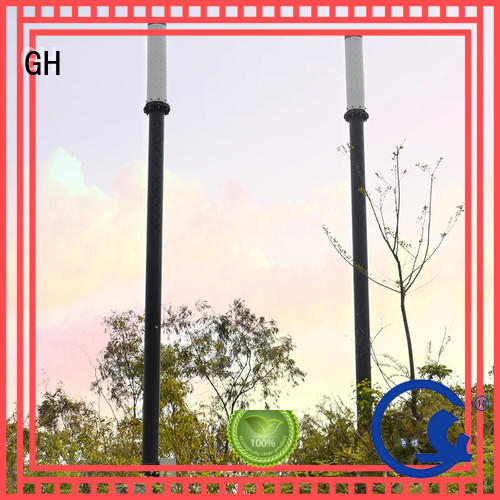 GH energy saving smart street lamp good for