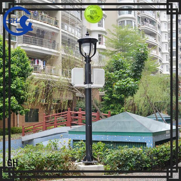advanced technology intelligent street lamp ideal for