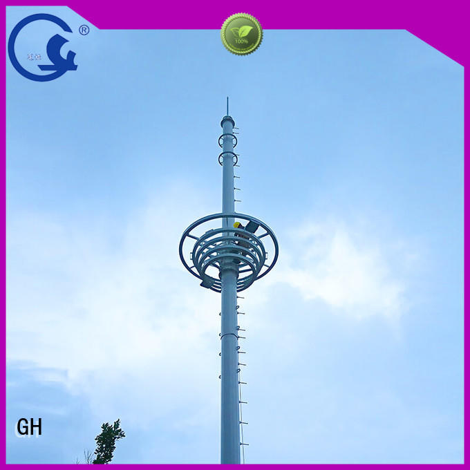 GH good quality angle tower suitable for comnunication system