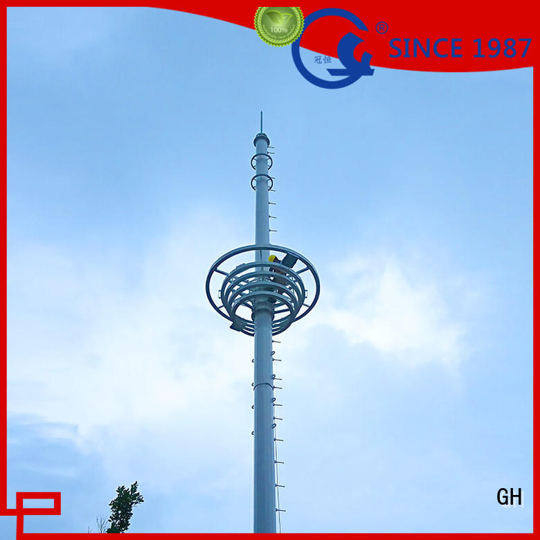 mobile tower ideal for telecommunication GH