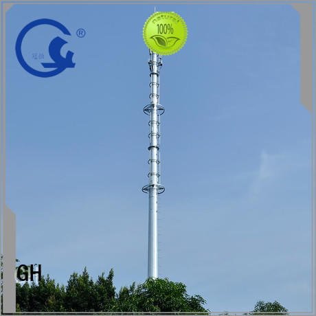 GH angle tower excelent for comnunication system