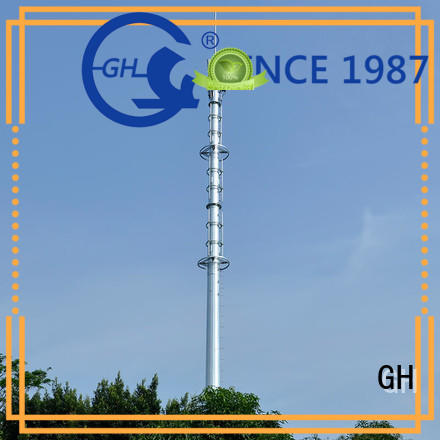 cost saving telecommunication tower ideal for comnunication system