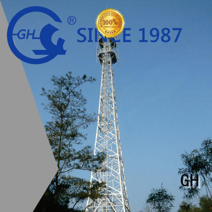 GH light weight angle tower excelent for telecommunication