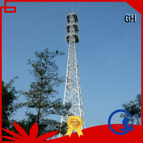cost saving mobile tower suitable for comnunication system