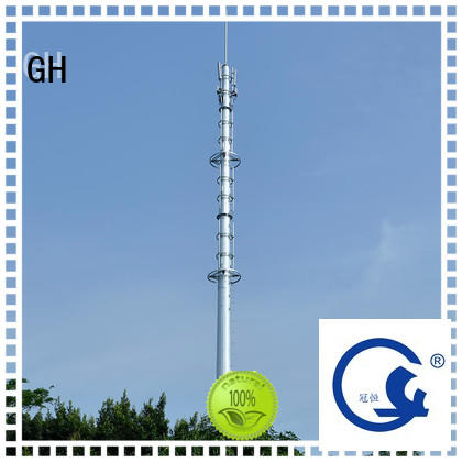 GH angle tower ideal for telecommunication