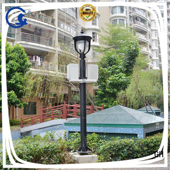 GH advanced technology intelligent street lighting good for lighting management