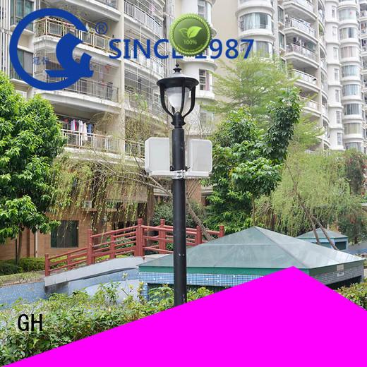 GH smart street lamp ideal for