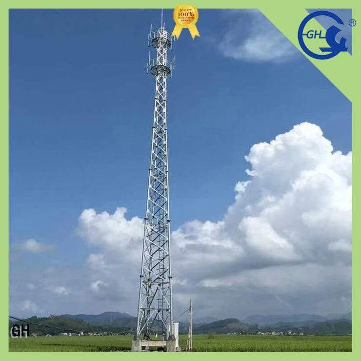 light weight mobile tower suitable for communication industy