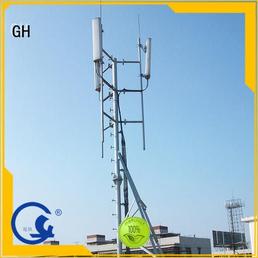 high strength rod tower suitable for building in the peak