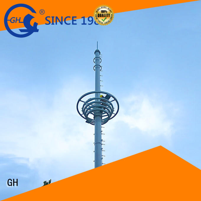 GH cell phone tower suitable for comnunication system