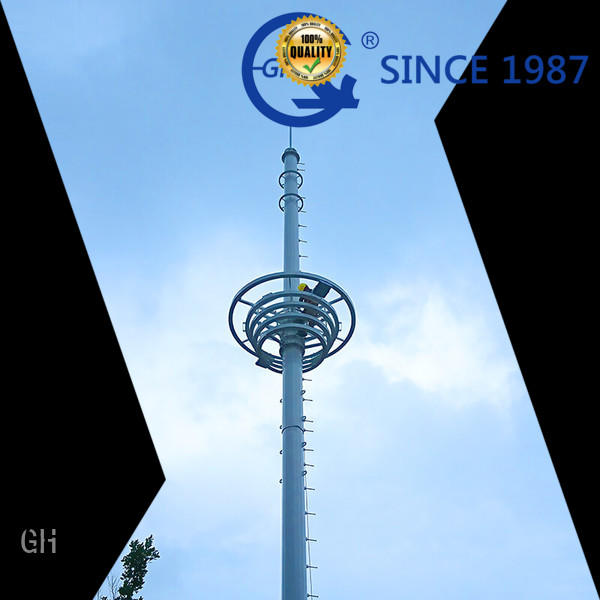 GH camouflage tower ideal for telecommunication