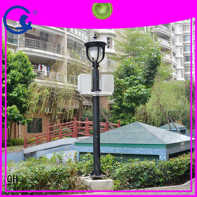 GH intelligent street lighting suitable for lighting management