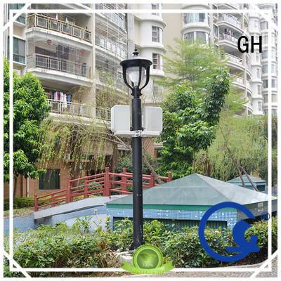 aumatic brightness adjustment intelligent street lighting suitable for lighting management