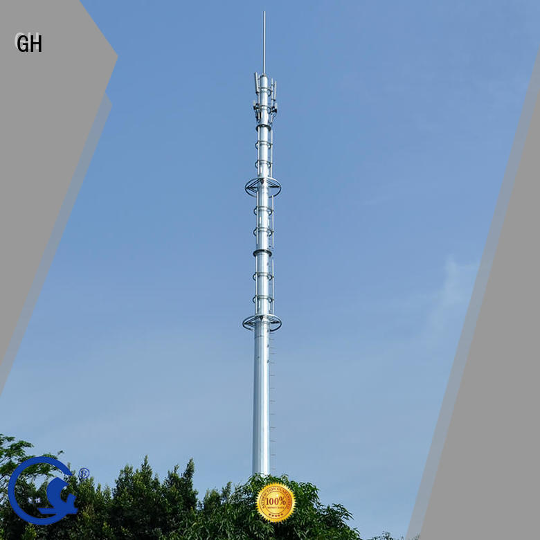 GH light weight angle tower ideal for telecommunication