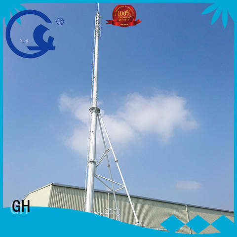 strong practicability integrated tower solutions suitable for strengthen the network