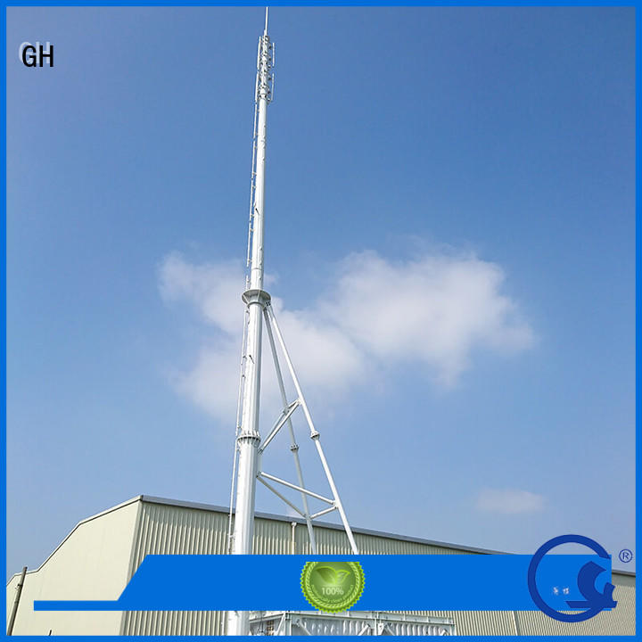 strong practicability integrated tower solutions ideal for communication system