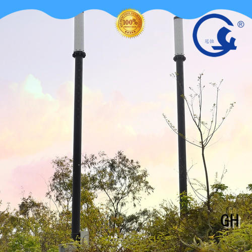 GH intelligent street lighting cost effective for