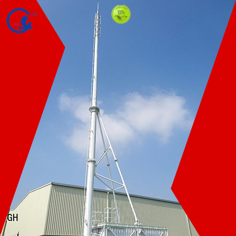 GH integrated tower systems strengthen the network