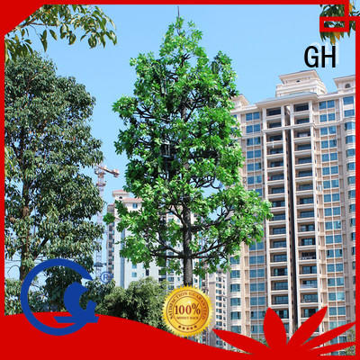 GH pine tree cell tower excellent for mobile phone signals