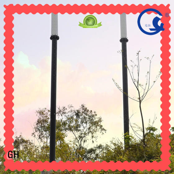 GH intelligent street lamp suitable for lighting management