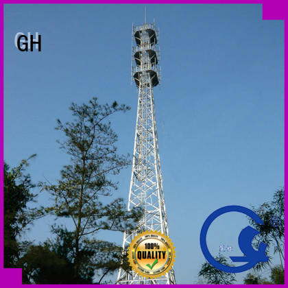 GH angle tower suitable for comnunication system