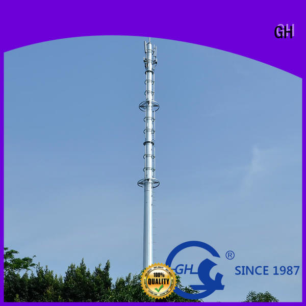 GH antenna tower suitable for communication industy