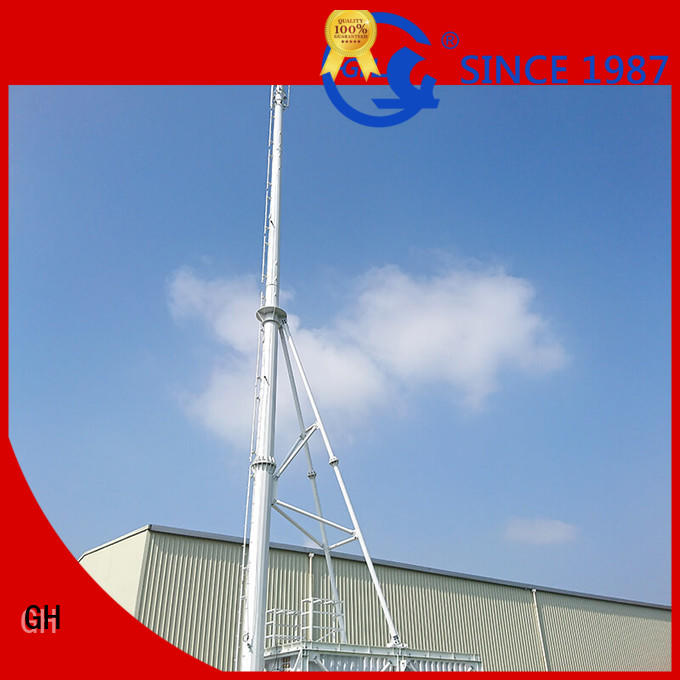 convenient assembly integrated tower systems ideal for communication industy