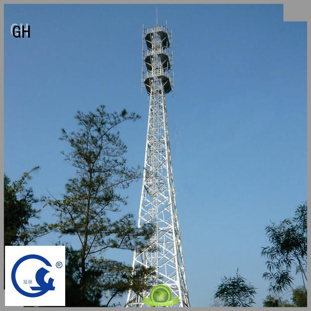 GH telecommunication tower suitable for telecommunication