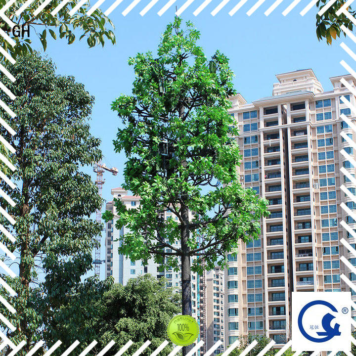 GH palm tree cell tower ideal for mobile phone signals