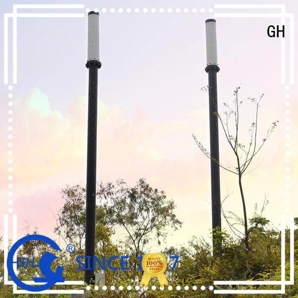 efficient intelligent street lighting suitable for
