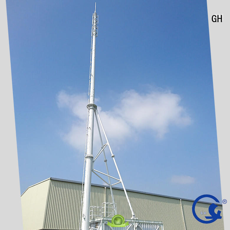 GH strong practicability integrated tower systems with high performance for