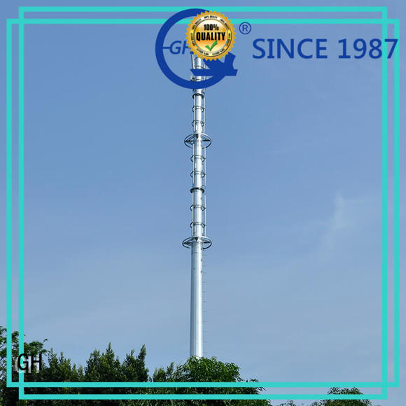 GH good quality camouflage tower ideal for telecommunication