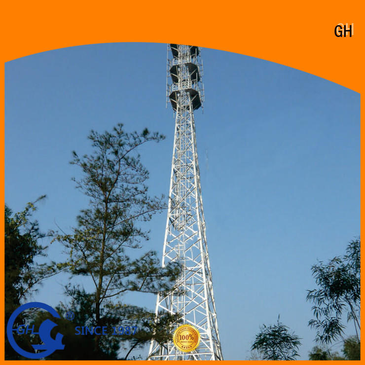 communications tower suitable for comnunication system