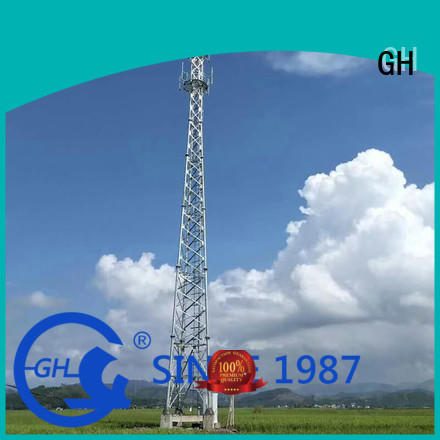 light weight communications tower excelent for communication industy
