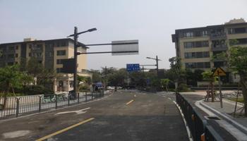 Foshan Lingnan Tiandi Smart Pole Project